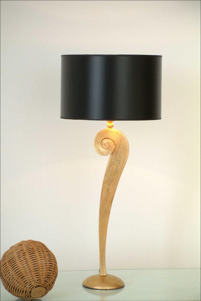 Tischlampe 1-flg. LINO Holländer 300 K 12171