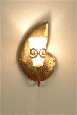 Wandlampe 1-flg. DOPPIONE LINKS Holländer 300 K 1348