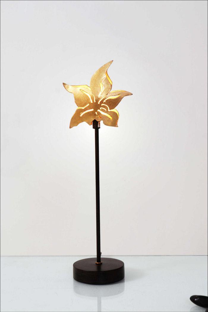 Tischlampe 1-flg. PICCOLA LUCA Holländer 300 K 12207