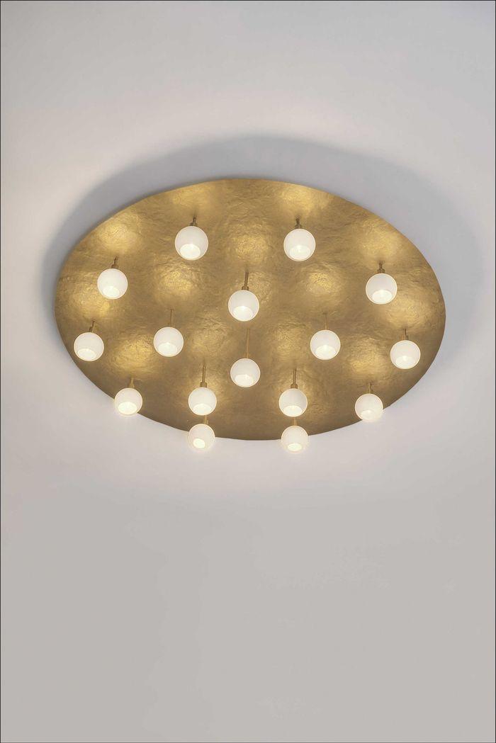 Deckenlampe 16-flg. LUCENTE Holländer 300 K 1663