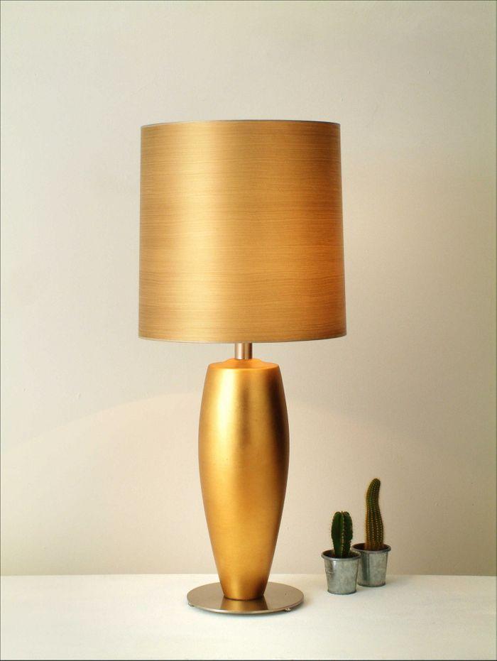 Tischlampe 1-flg. OMEGA SOTTILE GRANDE Holländer 039 K 1237 V