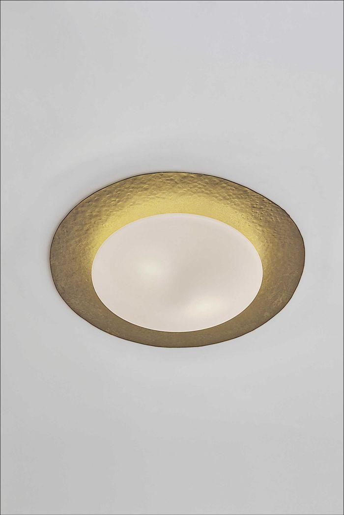 Deckenlampe 2-flg. PUGLIA Holländer 300 K 1656