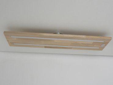 Deckenlampe Holz Buche, 120cm – Bild 5