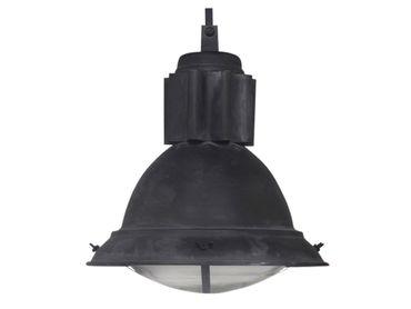 Industrielampe Hängelampe, antique Kohle 30cm – Bild 1