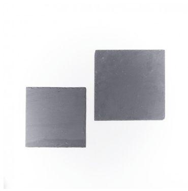 Schiefertafel Naturschieferplatte, 25x25 cm – Bild 1
