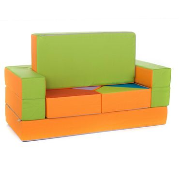 Kindersofa Spielsofa Spielzeug PUZZLE – Bild 9