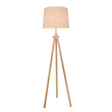 Stehlampe Modern Calvin Maytoni Z177-FL-01-BR