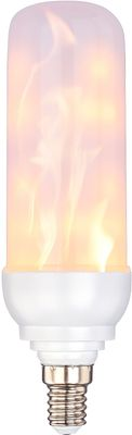 LED Leuchtmittel, 1XLED E14, Kunststoff klar, Globo 10101