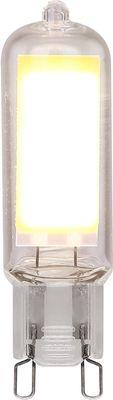 LED G9 Leuchtmittel, Glas klar, Globo 10485