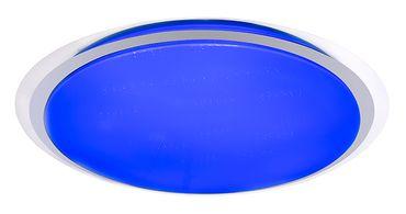 Deckenlampe, 1XLED, Metall weiss, Kunststoff opal, Globo 41310-80RGB – Bild 6
