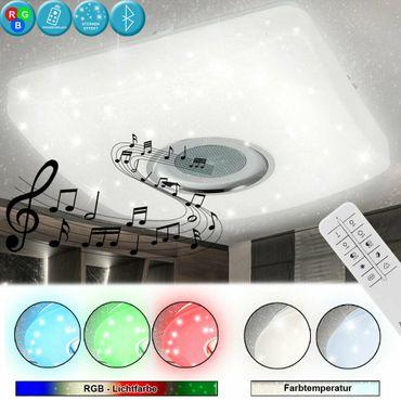 Deckenlampe AYLEEN, Kunststoff weiss, Kunststoff opal, Globo 41349-18 – Bild 1