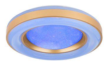 Deckenlampe COLLA, Metall weiss, Acryl opal, Globo 41742-48RGB – Bild 6