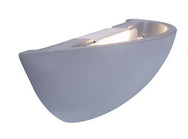 Wandlampe TIMO, Beton grau, Globo 55011W1