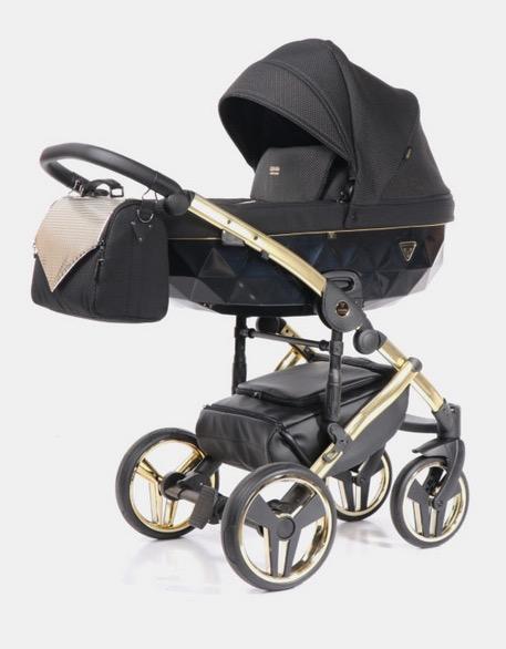 Kinderwagen Junama Onyx