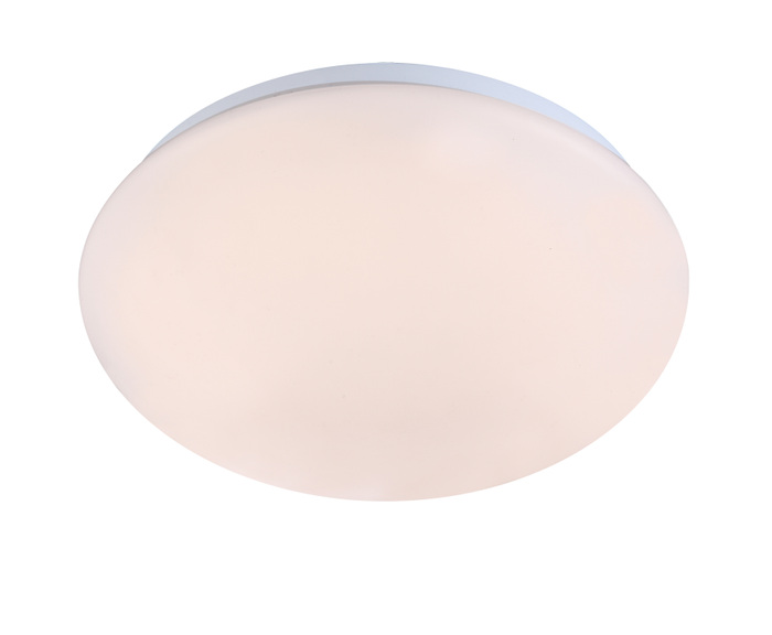 Deckenlampe KIRSTEN, weiss, Acryl opal, Globo 41672