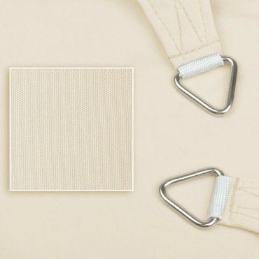 Sonnensegel wasserdicht Rechteck 2x4m, 3 Farben – Bild 6
