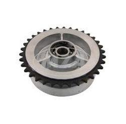 Mitnehmer, komplett - Z=34 - mit Kugellager SKF DIN625-6203 C3 - Hinterradantrieb - KR51, SR4- Typen, S50, S51, S70, S53, S83