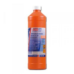 Batteriesäure EUROLUB 37,5%, 1000 ml