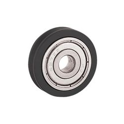 Throttle Pulley with Roller