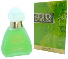 Slava Zaitsev Authentic Maroussia Eau de Toilette EDT Spray 100 ml