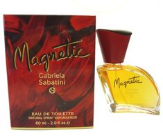 Gabriela Sabatini Magnetic 60 ml EDT Eau de Toilette Spray