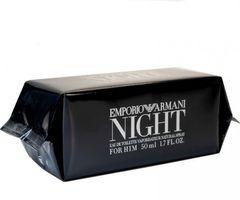 Emporio Armani Night for Him 50 ml EDT Eau de Toilette Spray