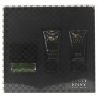 Gucci Envy for Men 50 ml EDT Eau de Toilette Spray After Shave Balm + Duschgel