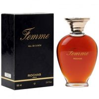 Rochas Femme 100 ml EDT Eau de Toilette Splash old vintage Version