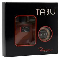 Dana Tabu 115 ml EDT Eau de Toilette Spray + 25 g Seife