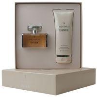 Trussardi Inside for Woman Women 100 ml EDP Eau de Parfum Spray + Body Lotion 200 ml