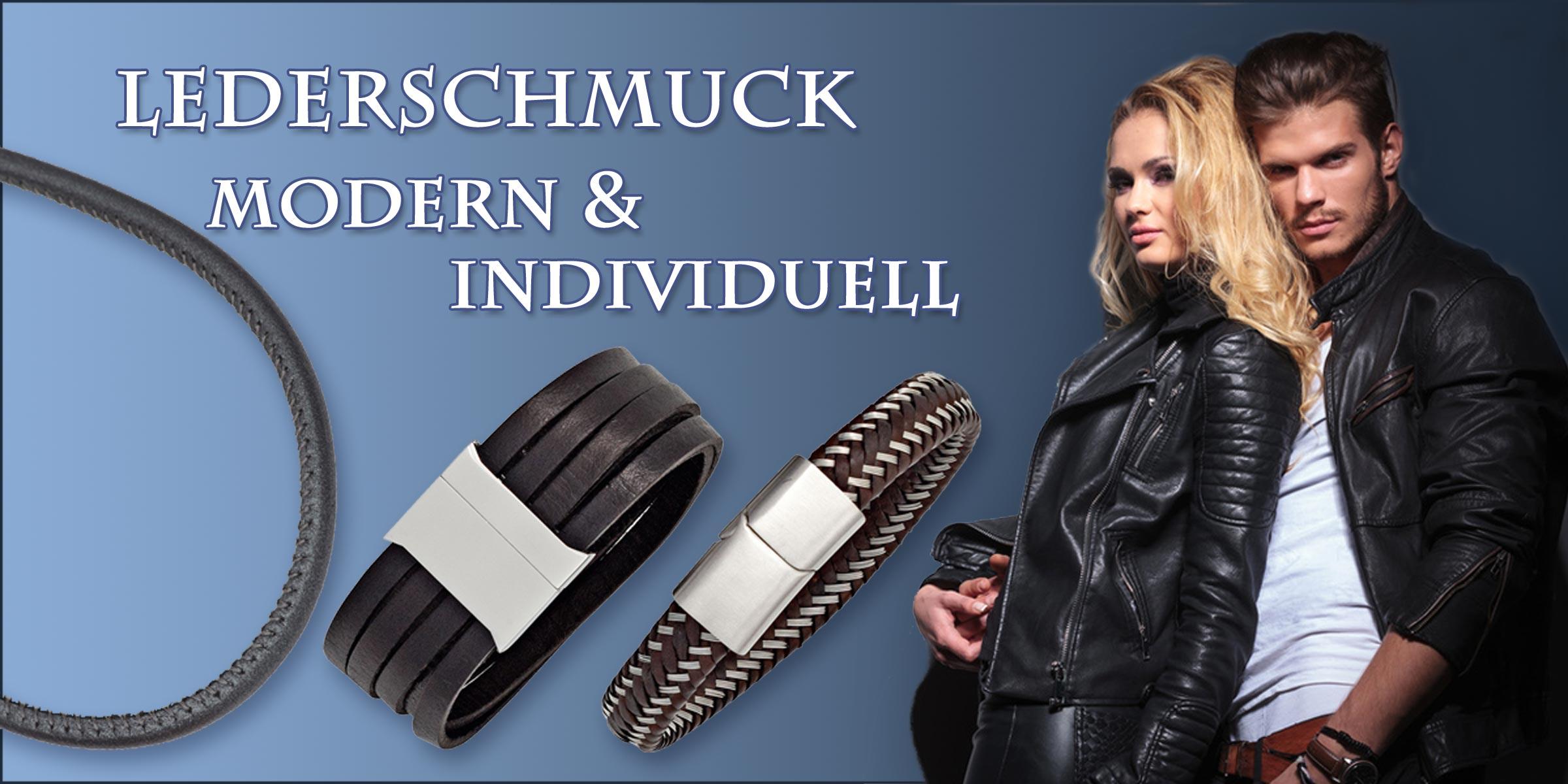 Lederschmuck