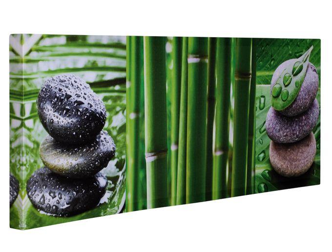 Keilrahmenbild Bamboo – Bild 1