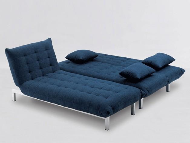 Eckschlafsofa Modulo Blau – Bild 7