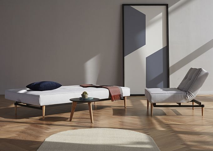 Schlafsofa und Sessel Splitback – Bild 12