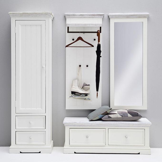 Garderoben-Set Opus III – Bild 2