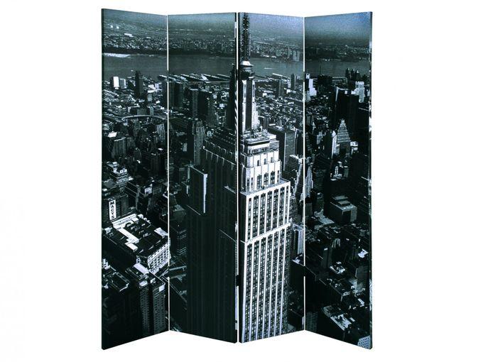 Retoure: Paravent Manhattan – Bild 2