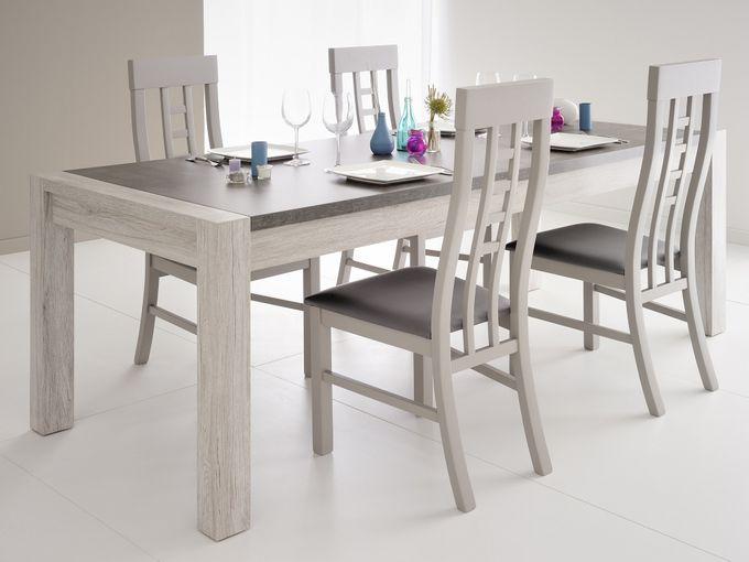 Esstisch mit Stühlen Malone