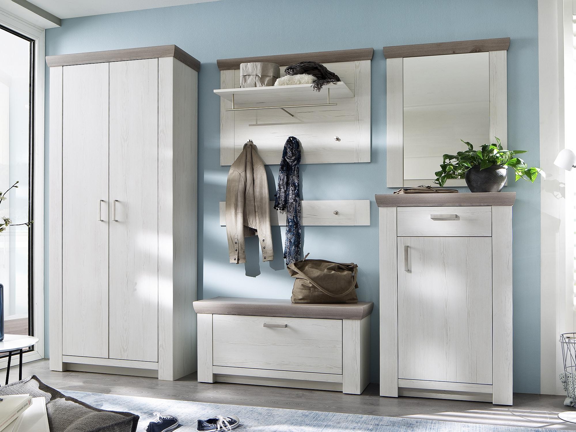 Cool Dielenmöbel Modern Foto Von Garderoben-set Bozen 1