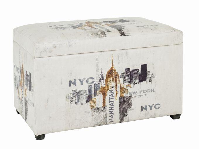 Sitztruhe NYC – Bild 1
