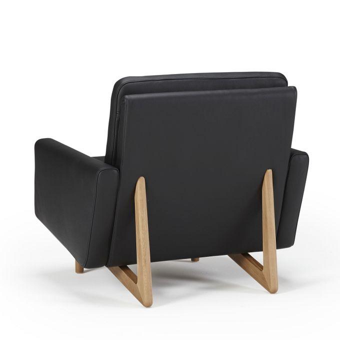 Sessel mit Fußhocker Egsmark – Bild 4