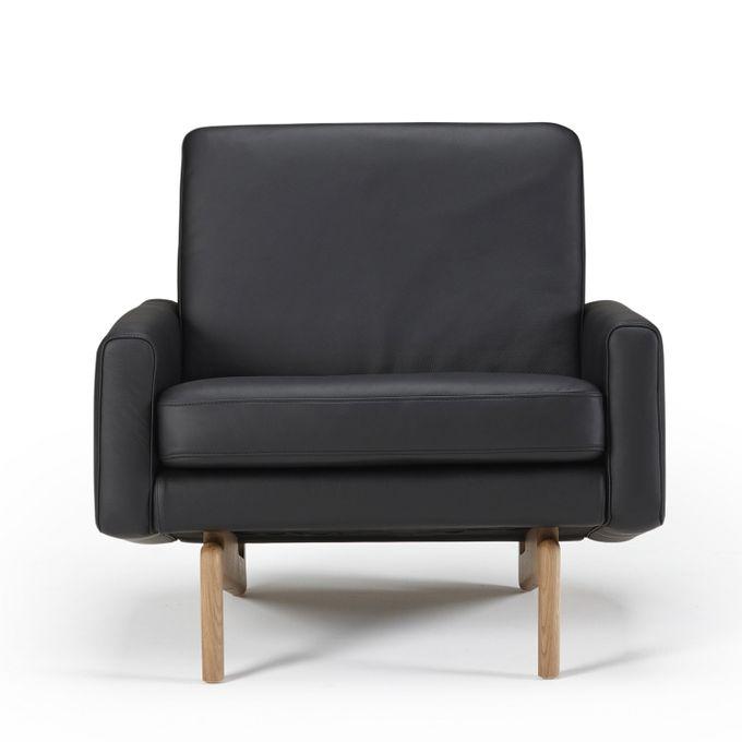 Sessel mit Fußhocker Egsmark – Bild 3