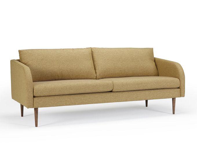 3-Sitzer Sofa Hugo – Bild 1