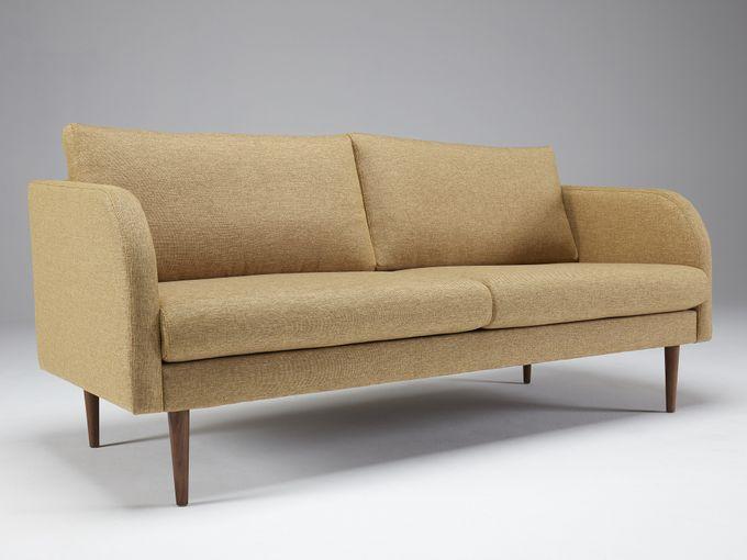 2,5-Sitzer Sofa Hugo – Bild 1