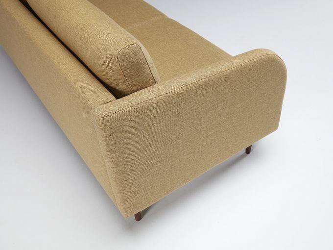 2,5-Sitzer Sofa Hugo – Bild 4