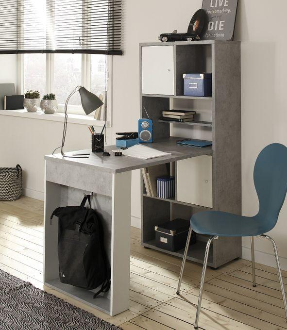 Minioffice Kompaktbüro Home-1 – Bild 17