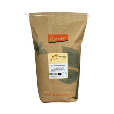 Bio-Weizenmehl Type 1050 2,5kg, demeter