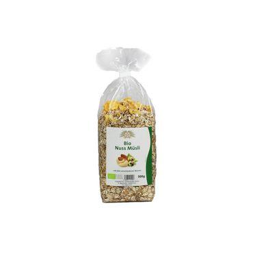 Bio-Nuß Müsli 1kg