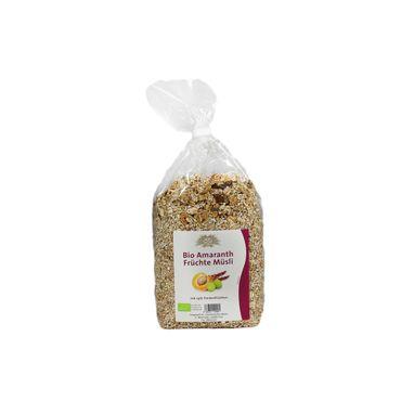 Bio-Amaranth Früchtemüsli 500g