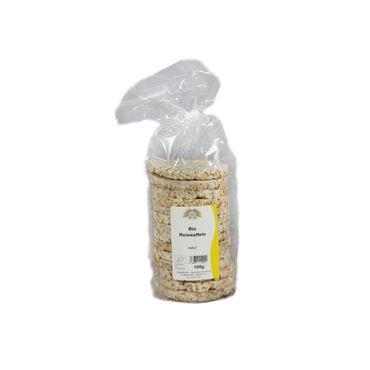 Bio-Reiswaffeln 100g