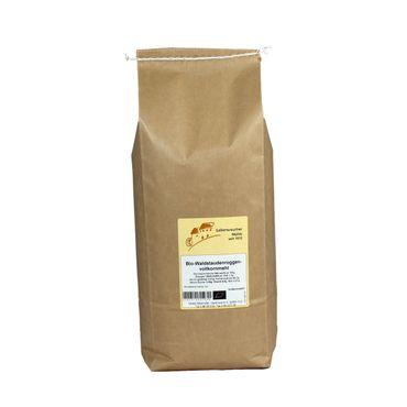 Bio-Waldstauden-Roggenvollkornmehl 5 kg